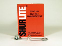 Flat File Lighters